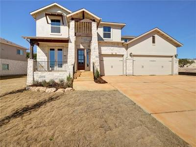 Leander Single Family Home For Sale: 2213 Legend Trl