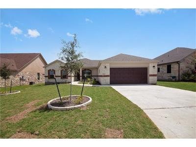 Williamson County Single Family Home For Sale: 112 Magan Ln