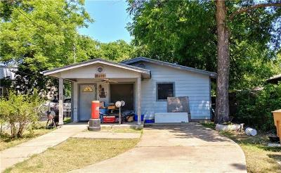 Austin Single Family Home For Sale: 405 N Pleasant Valley Rd