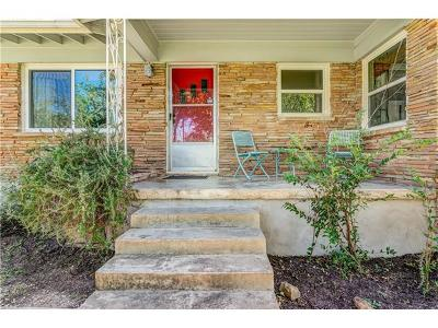 Austin TX Single Family Home For Sale: $399,999