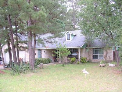 Bastrop Single Family Home Pending - Taking Backups: 119 Pine View Loop