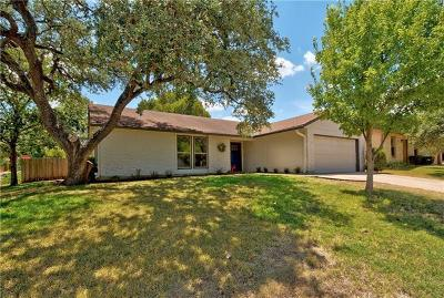 Hays County, Travis County, Williamson County Single Family Home Active Contingent: 3301 Galesburg Dr