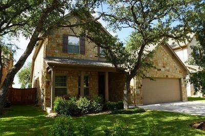 Cedar Park Single Family Home For Sale: 4112 Remington Rd