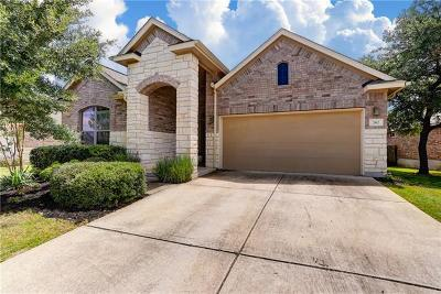 Austin Single Family Home For Sale: 262 Stone View Trl #16