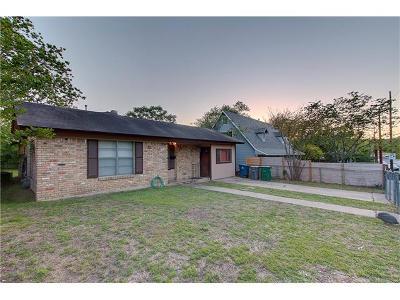 Austin Single Family Home For Sale: 121 Havana St