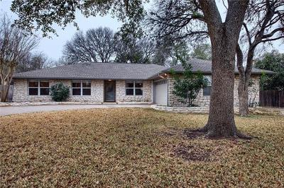 Travis County Single Family Home For Sale: 11310 Aloysia Dr