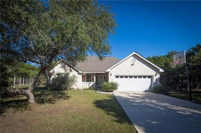 Wimberley Single Family Home For Sale: 16 Midland St