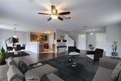 Buda Single Family Home For Sale: 297 Jack Rabbit Ln