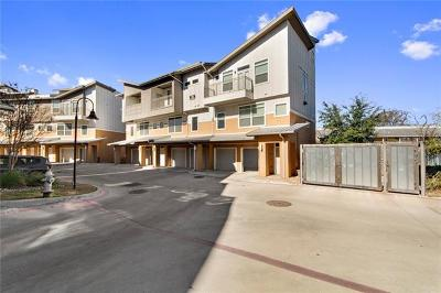 Travis County Condo/Townhouse For Sale: 2606 Wilson St #1602