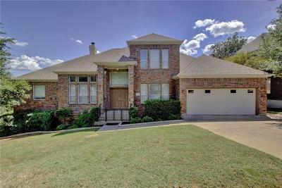 Austin Single Family Home For Sale: 10609 Oak View Dr