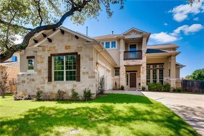 Hays County, Travis County, Williamson County Single Family Home For Sale: 7317 Jaborandi Dr
