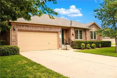 Cedar Park Single Family Home For Sale: 1301 Dove Haven Loop
