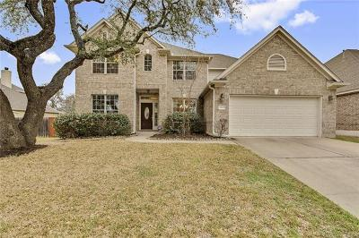 Austin Single Family Home Pending - Taking Backups: 9905 Palmbrook Dr