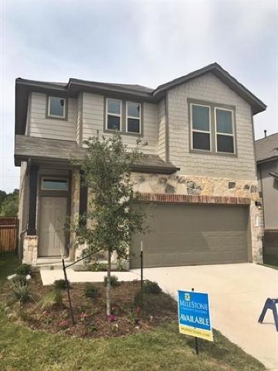 Travis County Single Family Home For Sale: 916 Boatswain Way