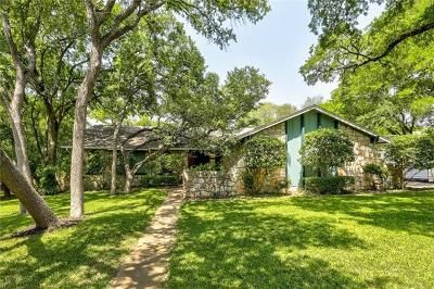 Austin Single Family Home For Sale: 11310 Yucca Dr