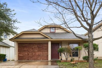 Hays County, Travis County, Williamson County Single Family Home For Sale: 2407 Andrea Woods Cv