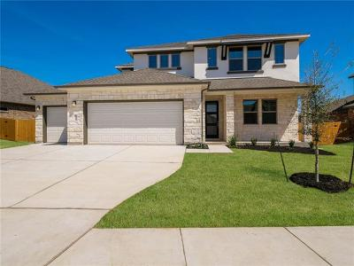 Hutto Single Family Home For Sale: 106 Skylark Ln