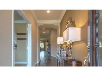 Round Rock Single Family Home For Sale: 3355 De Coronado Trl