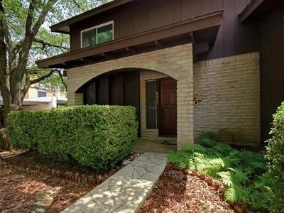 Austin Condo/Townhouse For Sale: 6425 Westside Dr