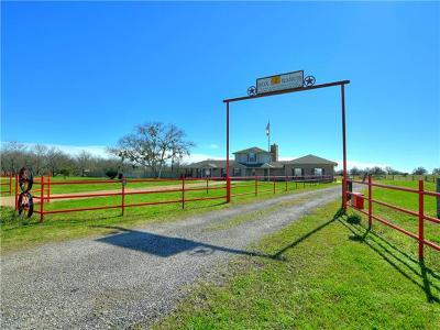 Luling Single Family Home For Sale: 1506 Harwood Rd