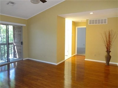 Travis County Condo/Townhouse For Sale: 6903 Deatonhill Dr #19