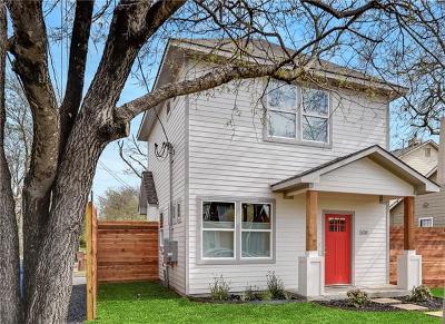 Single Family Home Pending - Taking Backups: 508 E 55th Ave