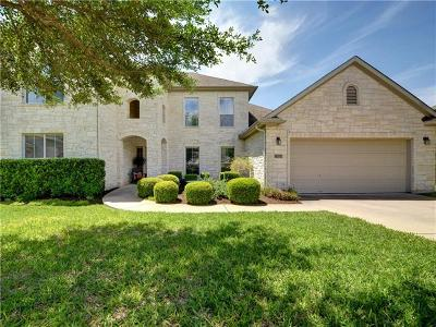 Cedar Park Single Family Home For Sale: 311 Bramble Dr