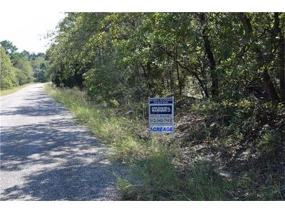 Elgin Residential Lots & Land For Sale: Whipperwill Ln