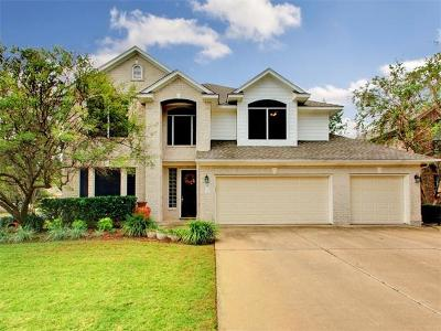 Cedar Park Single Family Home Pending - Taking Backups: 1100 Hunters Creek Dr