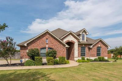 Liberty Hill Single Family Home Active Contingent: 121 Hobby Horse
