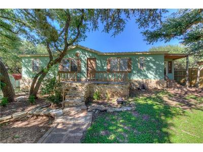 Wimberley Mobile/Manufactured For Sale: 136 Cowpoke Cir