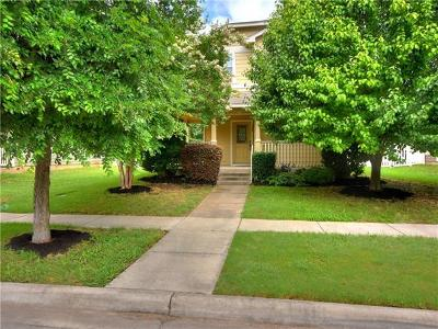 Travis County, Williamson County Single Family Home For Sale: 520 Rolling Oak Dr