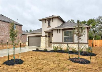San Marcos Single Family Home For Sale: 361 Mary Max Cir