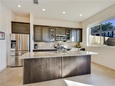 Austin Condo/Townhouse For Sale: 1158 Ridgeway Dr #A