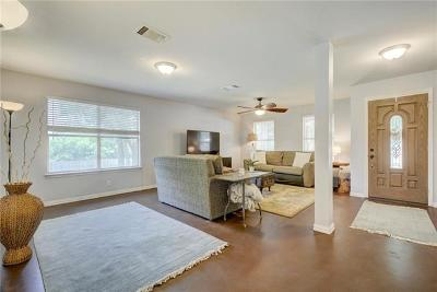 Hays County, Travis County, Williamson County Single Family Home Pending - Taking Backups: 8600 Kimono Ridge Dr