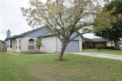 Austin Single Family Home For Sale: 4409 Lendall Ln