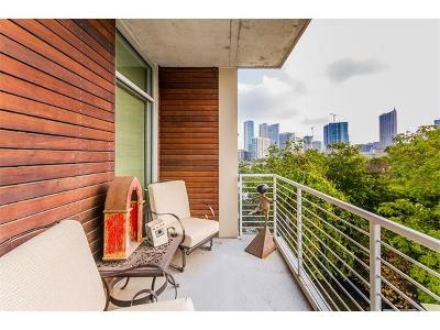 Travis County Condo/Townhouse For Sale: 210 Lee Barton Dr #508