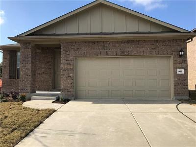 Leander Rental For Rent: 933 Myrna Bnd