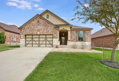 Round Rock Single Family Home For Sale: 1117 Renaissance Trl