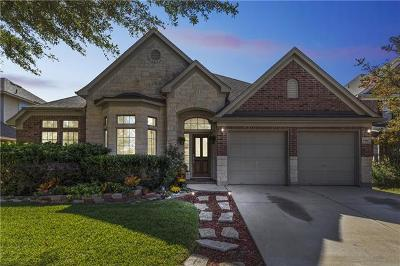 Leander Single Family Home Pending - Taking Backups: 1916 Misty Ridge Dr