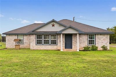 Buda Single Family Home For Sale: 12106 Laws Rd