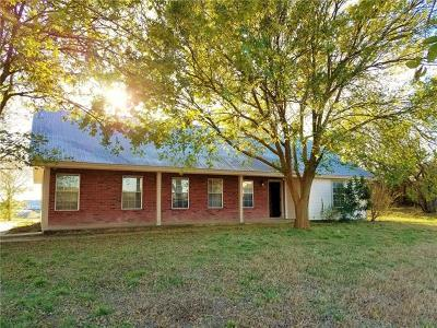 Hays County Single Family Home For Sale: 2252 Bebee Rd