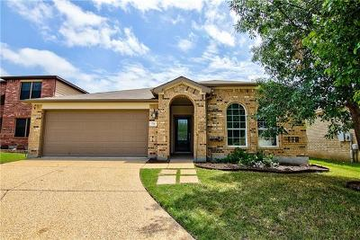 Leander Single Family Home For Sale: 776 Kingfisher Ln