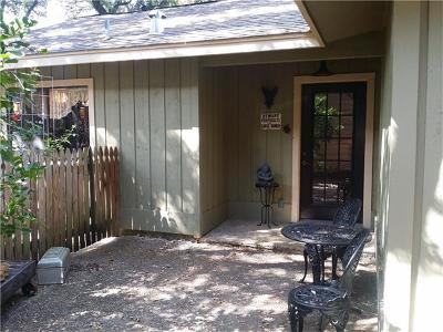 Wimberley Single Family Home Pending - Taking Backups: 71 Woodacre Dr