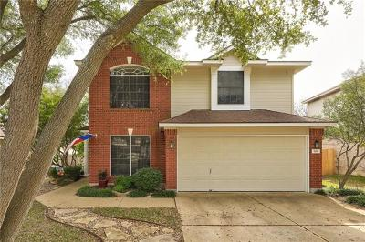 Cedar Park Single Family Home Pending - Taking Backups: 508 Territory Trl