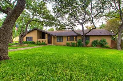Single Family Home For Sale: 11109 Spicewood Club Dr