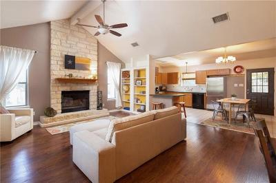 Wimberley Single Family Home Pending - Taking Backups: 46 Crazy Cross Rd