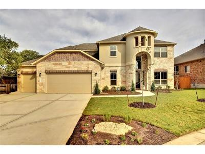Dripping Springs Single Family Home For Sale: 155 Capstone Ct