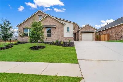 Leander Single Family Home For Sale: 1001 Hezekiah Ln