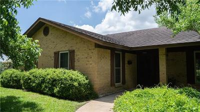 Bastrop Single Family Home For Sale: 1910 Main St